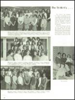 1966 Mt. Pleasant High School Yearbook Page 58 & 59