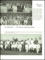 1966 Mt. Pleasant High School Yearbook Page 60 & 61