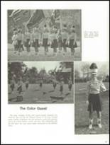 1966 Mt. Pleasant High School Yearbook Page 62 & 63