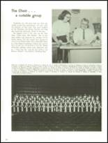 1966 Mt. Pleasant High School Yearbook Page 68 & 69