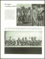 1966 Mt. Pleasant High School Yearbook Page 70 & 71