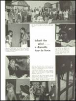 1966 Mt. Pleasant High School Yearbook Page 74 & 75