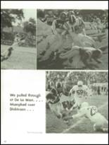 1966 Mt. Pleasant High School Yearbook Page 86 & 87