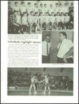 1966 Mt. Pleasant High School Yearbook Page 98 & 99