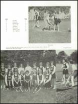 1966 Mt. Pleasant High School Yearbook Page 106 & 107