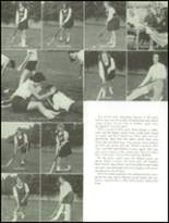 1966 Mt. Pleasant High School Yearbook Page 108 & 109