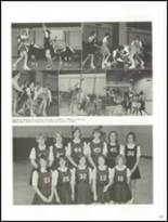 1966 Mt. Pleasant High School Yearbook Page 110 & 111