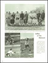 1966 Mt. Pleasant High School Yearbook Page 112 & 113