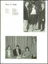 1966 Mt. Pleasant High School Yearbook Page 116 & 117