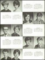 1966 Mt. Pleasant High School Yearbook Page 120 & 121