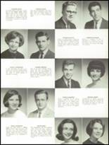 1966 Mt. Pleasant High School Yearbook Page 124 & 125