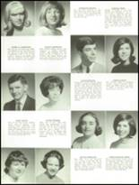 1966 Mt. Pleasant High School Yearbook Page 126 & 127
