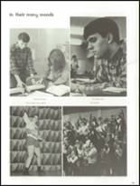 1966 Mt. Pleasant High School Yearbook Page 128 & 129