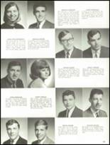 1966 Mt. Pleasant High School Yearbook Page 132 & 133