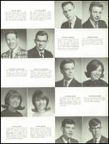 1966 Mt. Pleasant High School Yearbook Page 134 & 135