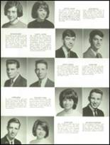 1966 Mt. Pleasant High School Yearbook Page 136 & 137