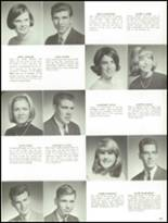 1966 Mt. Pleasant High School Yearbook Page 138 & 139