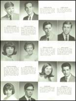 1966 Mt. Pleasant High School Yearbook Page 142 & 143