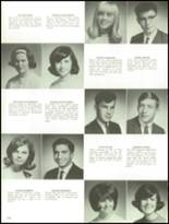 1966 Mt. Pleasant High School Yearbook Page 148 & 149