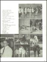 1966 Mt. Pleasant High School Yearbook Page 152 & 153