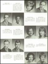 1966 Mt. Pleasant High School Yearbook Page 156 & 157