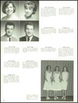 1966 Mt. Pleasant High School Yearbook Page 160 & 161