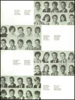 1966 Mt. Pleasant High School Yearbook Page 164 & 165