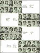 1966 Mt. Pleasant High School Yearbook Page 166 & 167