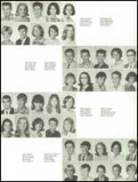 1966 Mt. Pleasant High School Yearbook Page 170 & 171