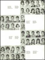 1966 Mt. Pleasant High School Yearbook Page 172 & 173