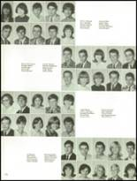 1966 Mt. Pleasant High School Yearbook Page 176 & 177