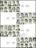 1966 Mt. Pleasant High School Yearbook Page 178 & 179