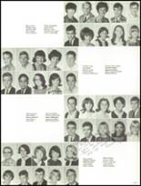 1966 Mt. Pleasant High School Yearbook Page 180 & 181