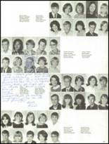 1966 Mt. Pleasant High School Yearbook Page 184 & 185