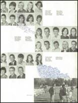 1966 Mt. Pleasant High School Yearbook Page 186 & 187