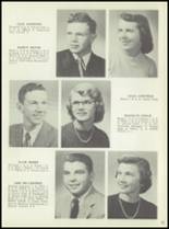 1954 Monticello High School Yearbook Page 18 & 19