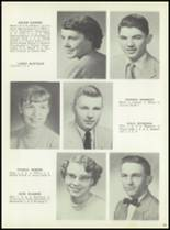 1954 Monticello High School Yearbook Page 22 & 23