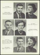 1954 Monticello High School Yearbook Page 26 & 27