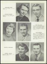 1954 Monticello High School Yearbook Page 28 & 29