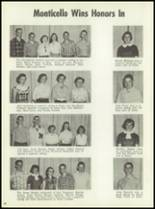 1954 Monticello High School Yearbook Page 44 & 45