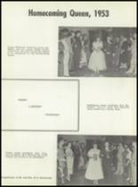 1954 Monticello High School Yearbook Page 52 & 53