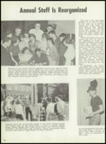 1954 Monticello High School Yearbook Page 74 & 75