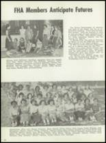 1954 Monticello High School Yearbook Page 86 & 87
