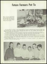 1954 Monticello High School Yearbook Page 88 & 89