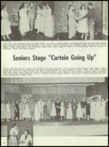 1954 Monticello High School Yearbook Page 92 & 93