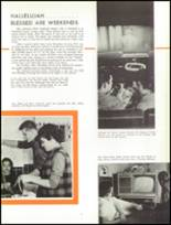 1961 Lew Wallace High School Yearbook Page 14 & 15