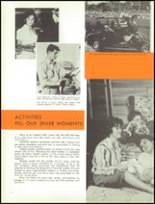 1961 Lew Wallace High School Yearbook Page 16 & 17