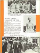 1961 Lew Wallace High School Yearbook Page 18 & 19