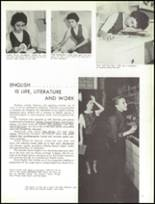 1961 Lew Wallace High School Yearbook Page 22 & 23