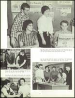 1961 Lew Wallace High School Yearbook Page 24 & 25